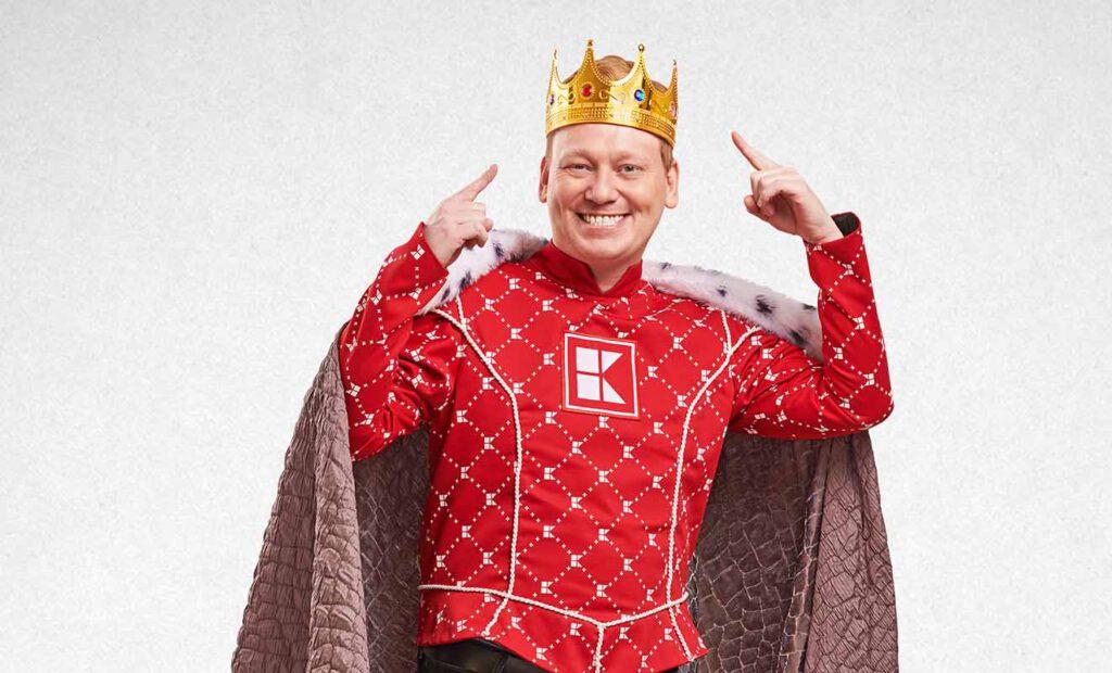 König von Kaufland Thumbnail